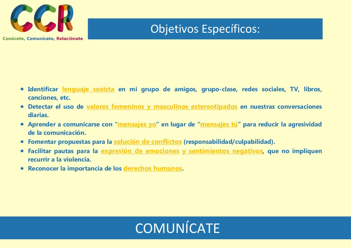 comunicate22